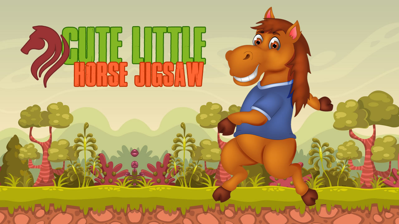 Image Little Horse Jigsaw
