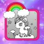 Fabulous Cute Unicorn