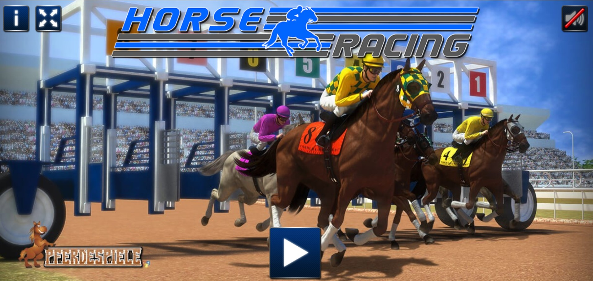 Image Horse Racing