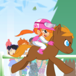 My Pony Little Race