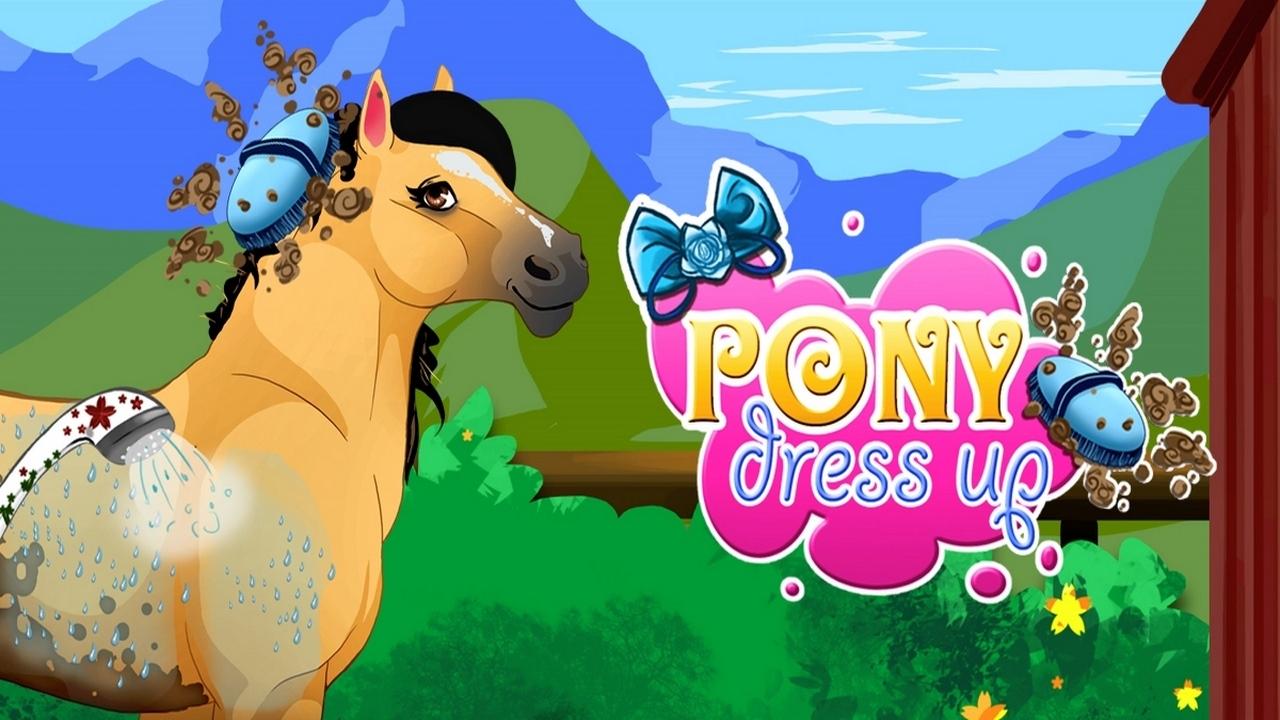 Image Pony Dress up